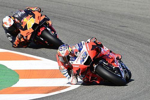 Resumen: la clasificación del GP de Portugal de MotoGP