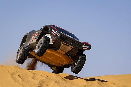 """Des dunes """"énormes"""" pour Serradori, Loeb """"content d'être au bout"""""""