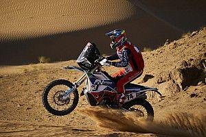 De ser el mejor debutante del Dakar 2020, a soñar en grande