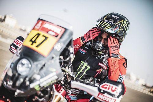 "Kevin Benavides: ""Este Dakar se viene muy fuerte"""