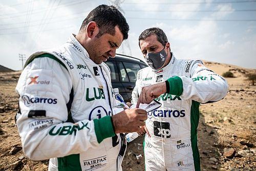 """Dakar: Dupla brasileira nos carros classifica prólogo como """"ótimo"""""""