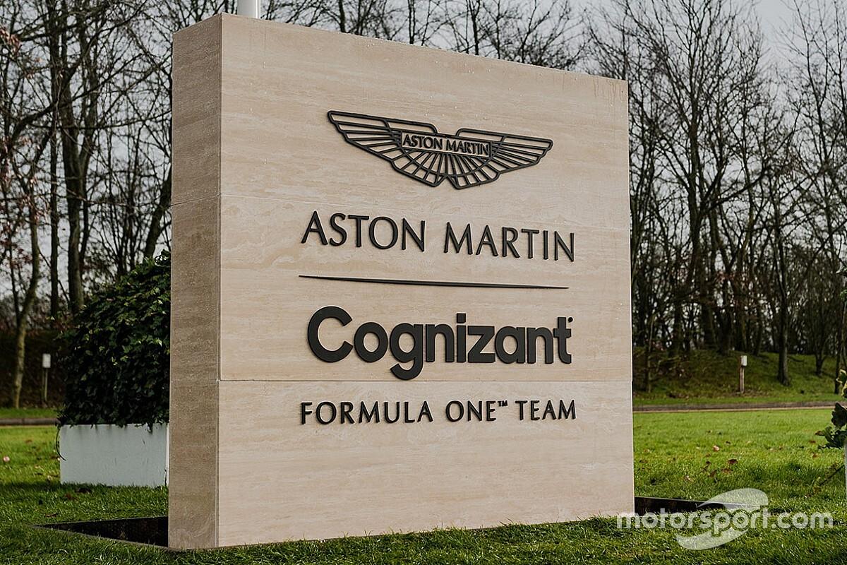 Aston Martin Luncurkan Skuad F1 2021 Awal Maret