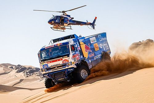 Kamaz-rijder Sotnikov boekt tweede zege in Dakar Rally