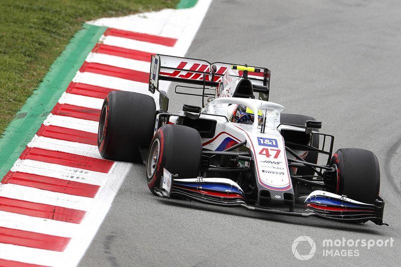 ハースF1のミック・シューマッハー、2021シーズンの予選Q2進出は「完全に現実的な目標」