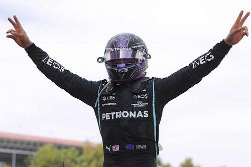 Hamilton veut régler son avenir chez Mercedes d'ici l'été