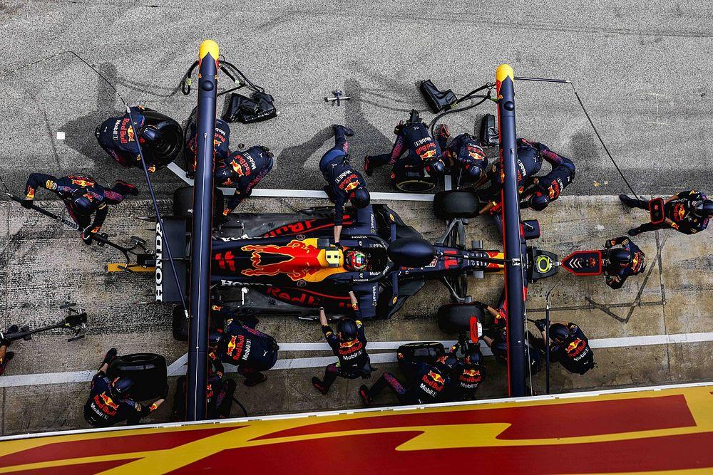"""F1: Marko rasga elogios a Pérez, mas detona Gasly: """"queria reinventar carro"""" na Red Bull"""