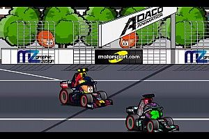 VIDEO: el GP de Azerbaiyán por los Mini Drivers