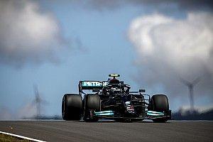 Mercedes y Red Bull, muy igualados desde la FP1 de Portugal