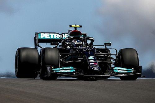 EL1 - Bottas devance un Verstappen qui a vibré