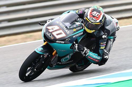 Moto3, Mugello, Libere 2: Binder precede Foggia, cade Acosta