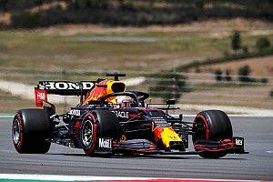 """Verstappen: """"Nog steeds heel weinig grip op dit circuit"""""""
