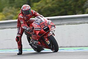 Fotogallery MotoGP: a Jerez Bagnaia brilla nelle libere