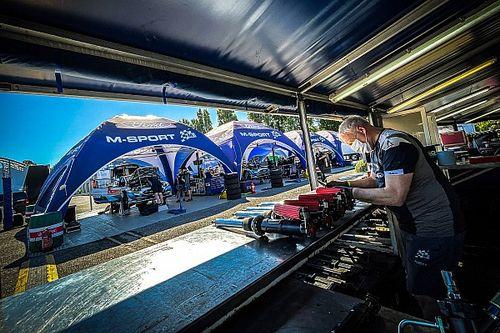 WRC: M-Sport potrebbe avere il team a ranghi ridotti nel 2022