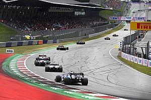 Pérez y otros siete pilotos son llamados ante los comisarios
