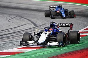 """Russell pleased to """"hold my own"""" against Alonso despite losing P10 in Austrian GP"""