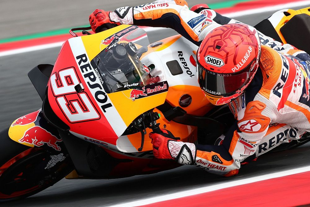 """MotoGP- Marquez: """"Depois das férias me sinto melhor e mais forte"""""""