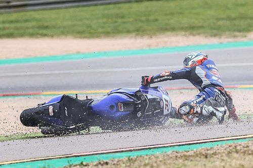 Penalità per Gerloff dopo l'incidente con Rinaldi in Gara 2