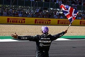 Verstappen Kecam Selebrasi Kemenangan Hamilton