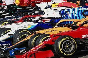 Положение в общем зачете Формулы 1 после Гран При Нидерландов
