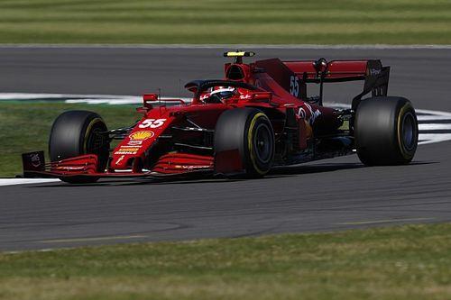 """Sainz: """"Kár a kiállásért, de nagyon gyors volt ma a Ferrari"""""""