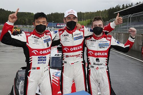 WRT, Kubica win dramatic Red Bull Ring ELMS race