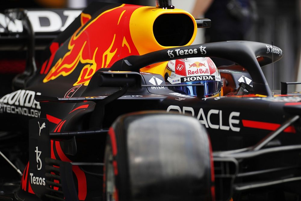 Verstappen Ingin Tingkatkan Performa Kualifikasi