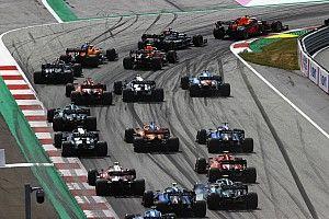 Онлайн. Гран При Австрии Формулы 1. Гонка