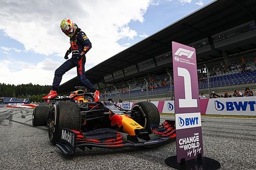 Verstappen ne s'attendait pas à une victoire si facile