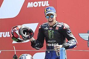 Update Klasemen MotoGP 2021 Usai GP Belanda: Quartararo Juara Paruh Musim