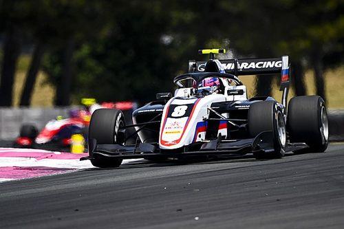 F3: Smolyar vence corrida 1 em Paul Ricard; Collet e Fittipaldi não pontuam