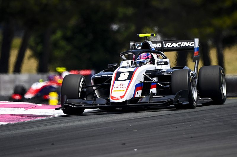 France F3: Smolyar takes dramatic last-lap win from Martins