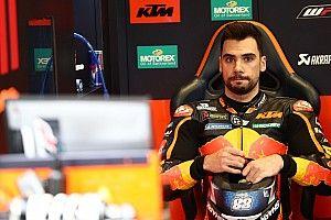 """Surpris par sa chute, Oliveira n'a pas su """"survivre"""" sous la pluie"""