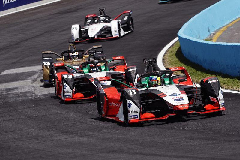 Hasil Puebla E-Prix I: Audi Podium 1-2, Wehrlein Didiskualifikasi