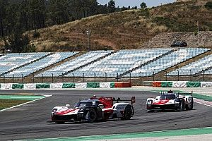 How Alpine's stunted Portimao charge helped Toyota to keep clear