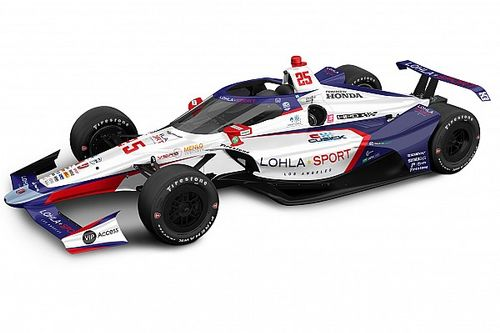 Andretti confirms Wilson in sixth Indy 500 entry