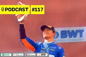 Podcast #117: Qual é o tamanho da temporada de Norris até agora?
