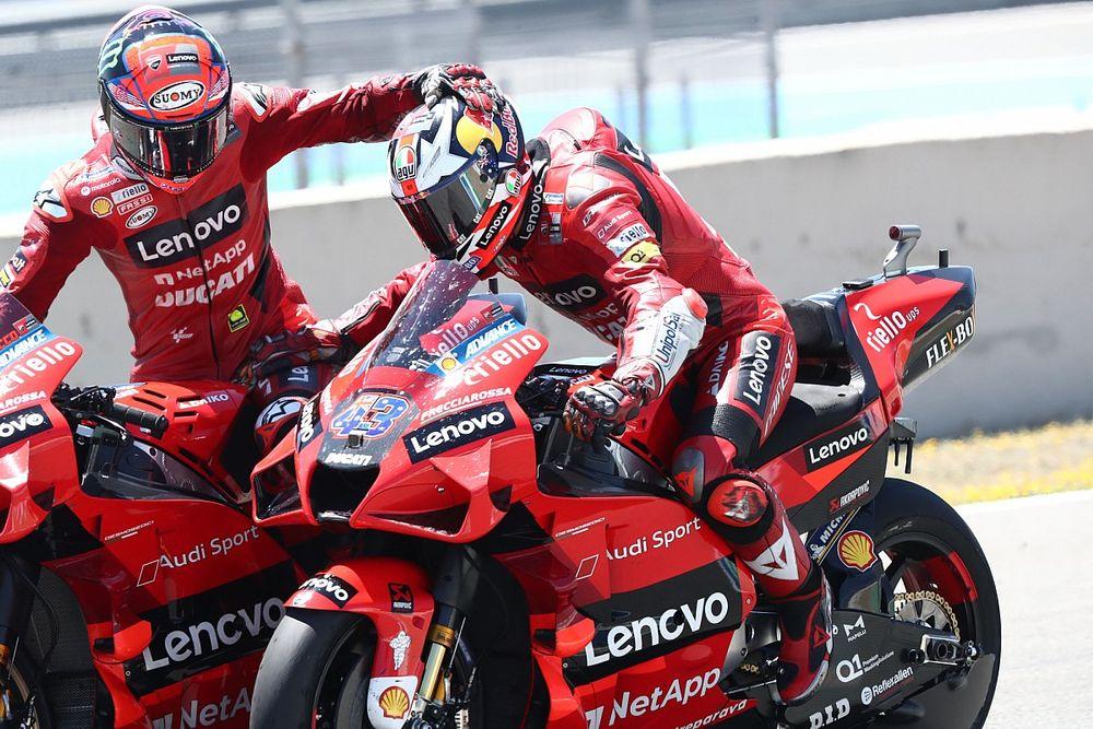 Silverstone Kurang Bersahabat, Duo Ducati Ingin Buka Lembaran Baru