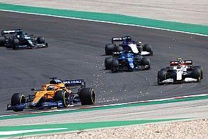Ricciardo satisfait de sa remontée à Portimão