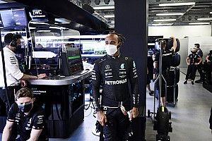 Hamilton, Mercedes'in geri dönüşüyle gurur duyuyor