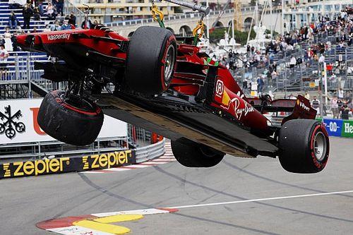 Леклер сошел в Монако еще до старта. Как Ferrari проглядела поломку?