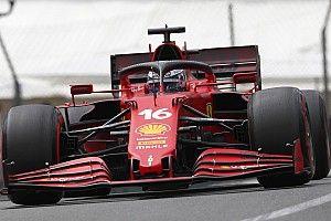 """Leclerc: """"Sorpresa per tutti essere in pole, paura per il cambio"""""""