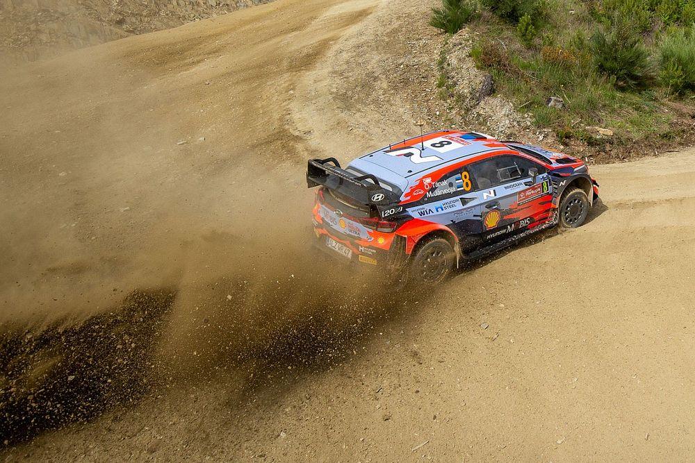 WRC, Rally Portogallo, PS9: Tanak è imprendibile e allunga