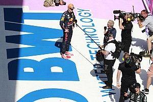 Verstappen, cansado con las preguntas sobre la velocidad de Red Bull