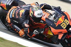 Binder Dapat Kepercayaan Penuh dari KTM