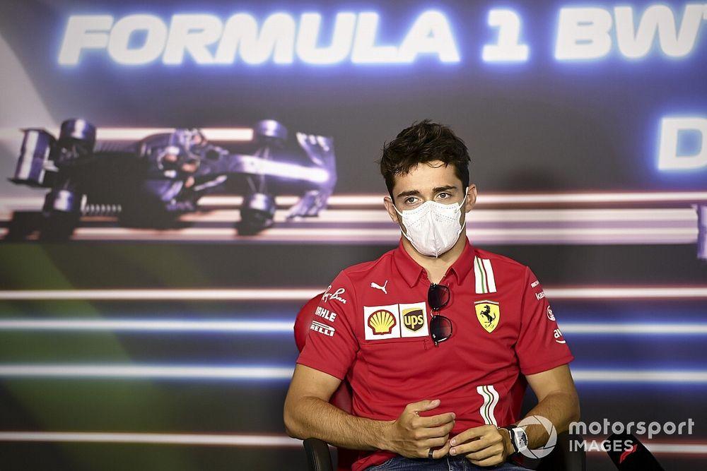 Leclerc Harapkan Austria Bebas Hujan pada Akhir Pekan