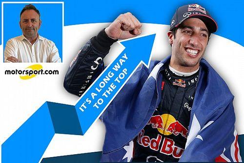 Chinchero racconta Ricciardo (p. 1) - It's a long way to the top