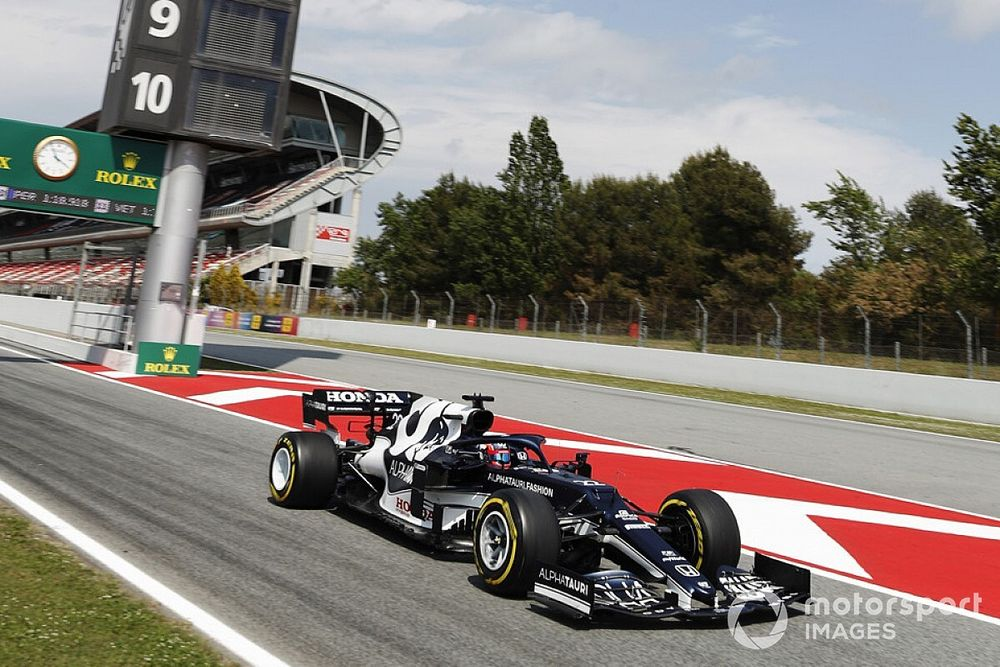 【F1動画】第4戦スペインGPフリー走行2回目ハイライト