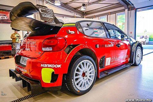Bútor kupił C3 WRC
