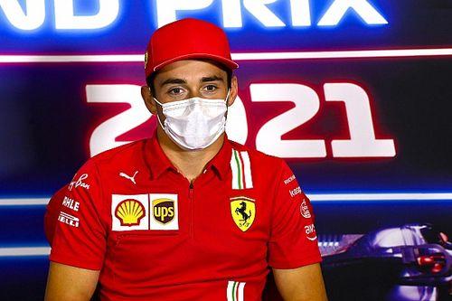 Leclerc: Hungría puede ser un buen fin de semana para Ferrari