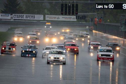 Экипаж «Моторспорт.ТВ» дебютирует в гонке классических машин